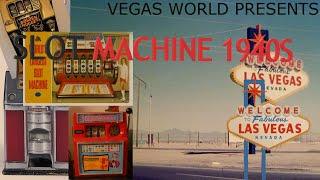Look like Vintage Slot machine 1940s Roblox