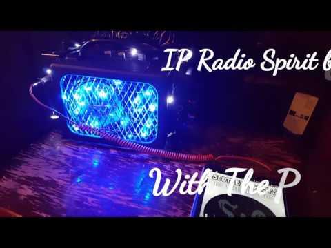 IP Radio Spirit box Portal session 01-18-17