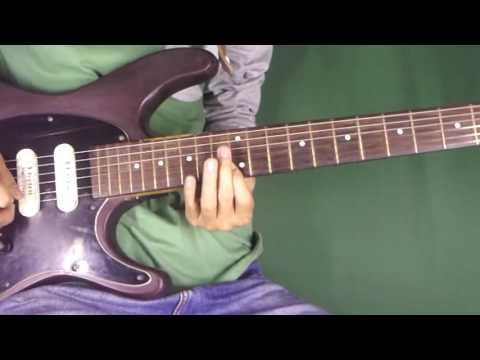Ungu Sejauh Mungkin Gitar Melodi Cover + TAB