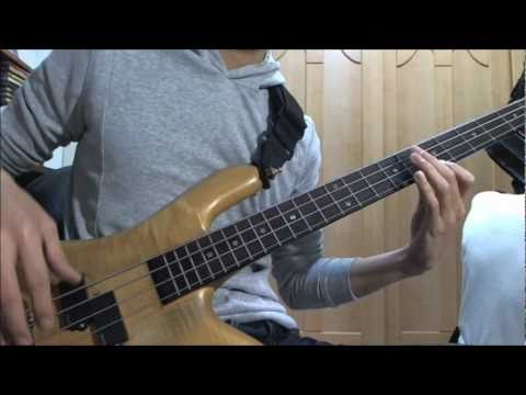 Brian Culbertson - Excuse Me...What's Your Name? (Bass Cover&Lesson)