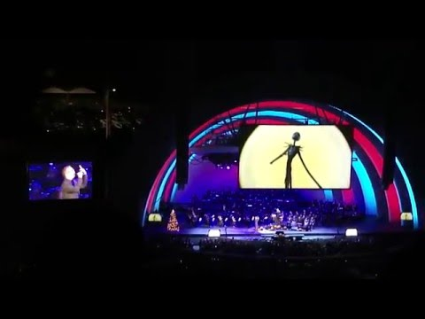 Nightmare Before Christmas Live at the Hollywood Bowl 11.1.15