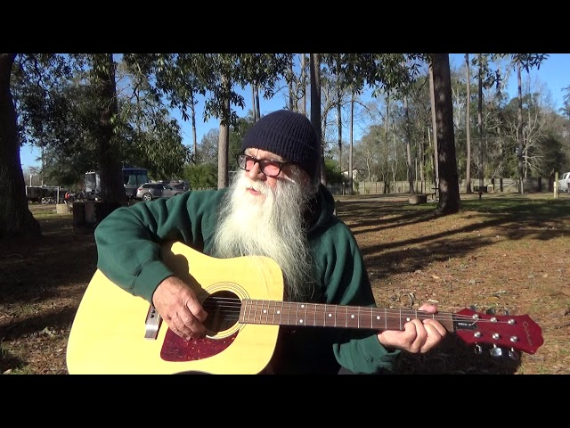 Campground Message God Loves You