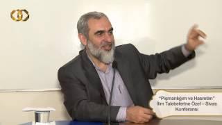 151) Pişmanlığım ve Hasretim - Sivas - Nureddin Yıldız - Sosyal Doku Vakfı
