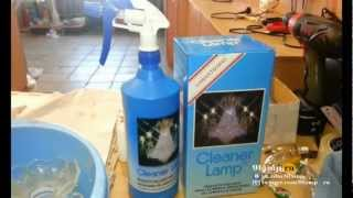 Средство для чистки хрустальных люстр в магазине 9lamp.ru