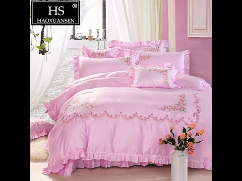 the-princesses'bedding