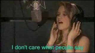Video Emily Osment I Don't Think About It (FULL + DL) download MP3, 3GP, MP4, WEBM, AVI, FLV Maret 2018