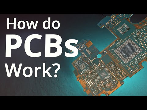 What are PCBs? || How do PCBs Work?