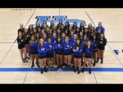 Highlands Ranch High School Volleyball 2017 end of season video