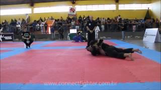 Filipe Grilli vs Francisco Santoro   Centro Oeste de Jiu Jitsu   LJJB Connect Fighter