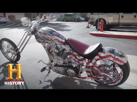 Counting Cars: An All-American Bike (Season 7, Episode 2) | History