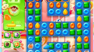 Candy Crush Jelly Saga Level 1151 *** NO BOOSTERS