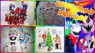 """""""Concurso de dibujo"""" (Gracias por su participación chicos) :)"""