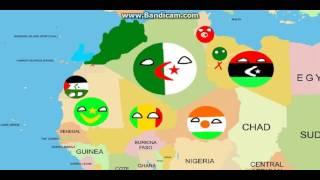 Будующее Северной Африки часть 1(Всем привет! Я заметил как очень популярна тема countre balls и решил сделать такое видео. Надеюсь вам понравится., 2017-02-05T10:30:52.000Z)