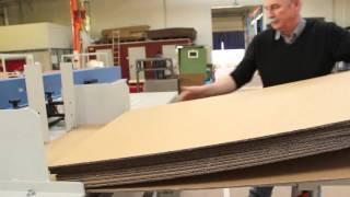 BOXMAT - automatic box making machine (model replaced by Boxmat PRO)