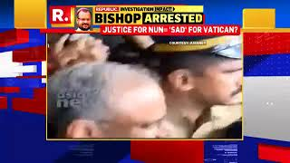 Rape Accused Bishop Franco Mulakkal Was Arrested By The Investigative Agencies