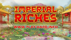 Imperial Riches by NetEnt & Jackpot Game