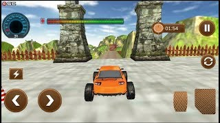 Offroad Monster Truck Hill Adventure - 4x4 Big Truck Games - Android Gameplay FHD