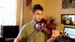 Mohabbatein - Violin by David Ramsay