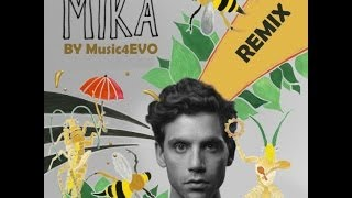 Mika Celebrate ( Robbie Riviera Remix ) Feat. Pharrell Williams