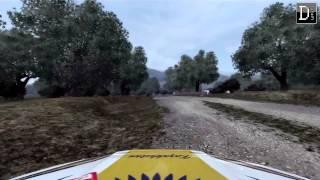 WRC FIA World Rally Championship 4 Italy Race SS1 PS3