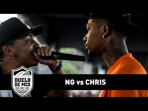 NG vs Chris (Final) - Seletivas MG Duelo de MCs Nacional - 10/09/17