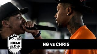 NG vs Chris (Final) - Seletivas MG Duelo de MCs Nacional - 10/09/17