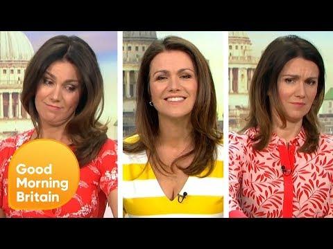 The Very Best of Susanna Reid | Good Morning Britain