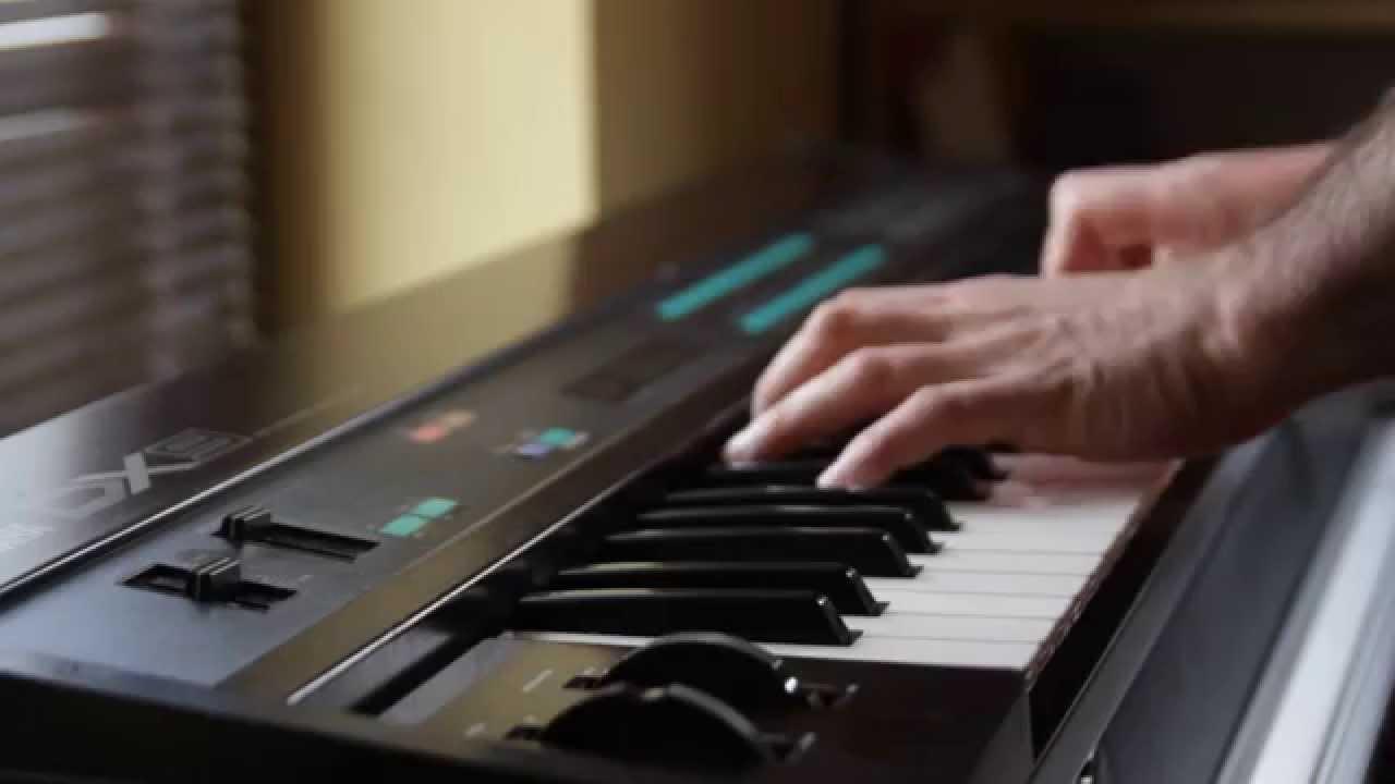 Yamaha DX9 Factory Sounds - YamahaMusicians com