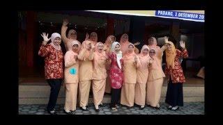 Juara Satu Lomba Hymne dan Mars Dharma Wanita Persatuan se Kota Padang Tahun 2015