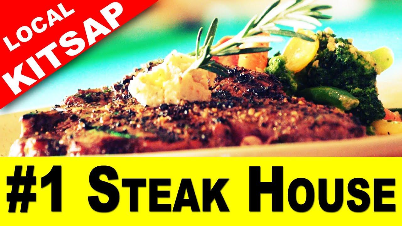 Mc Clouds Best Steak In Kitsap Bremerton Restaurant Restaurants