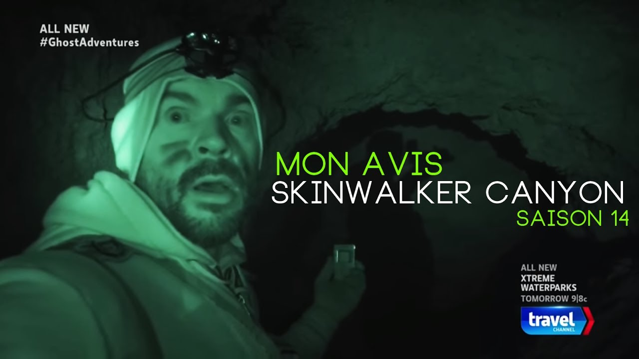 ghost adventures skinwalker canyon