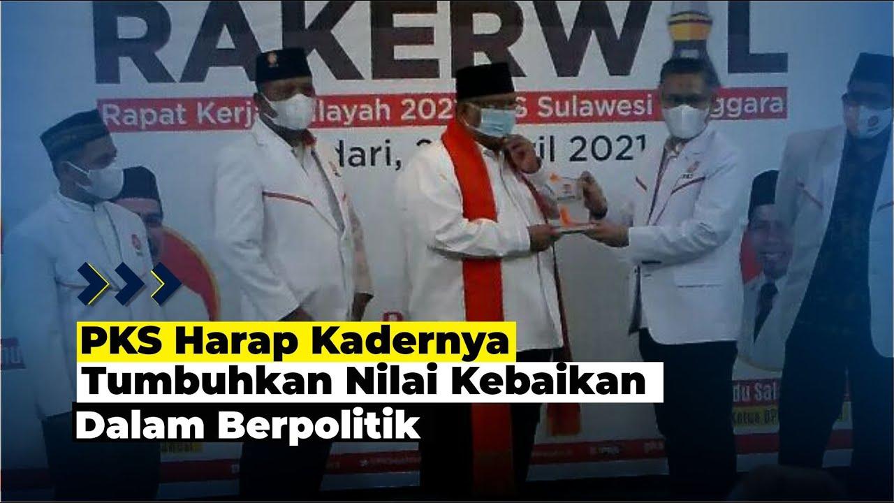 PKS Sultra Gelar Rakerwil Tahun 2021