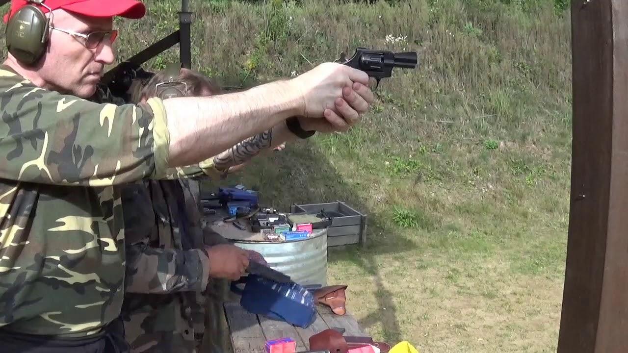 130.Револьвер Arminius,мелкашка. - YouTube