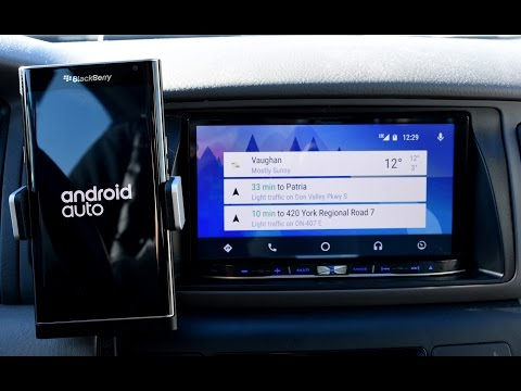 Android Auto review!