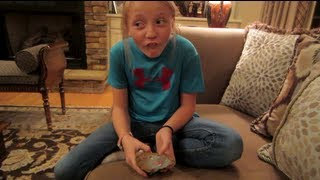The Buck Tooth Pet Rock! Daily Diary November 19, 2012