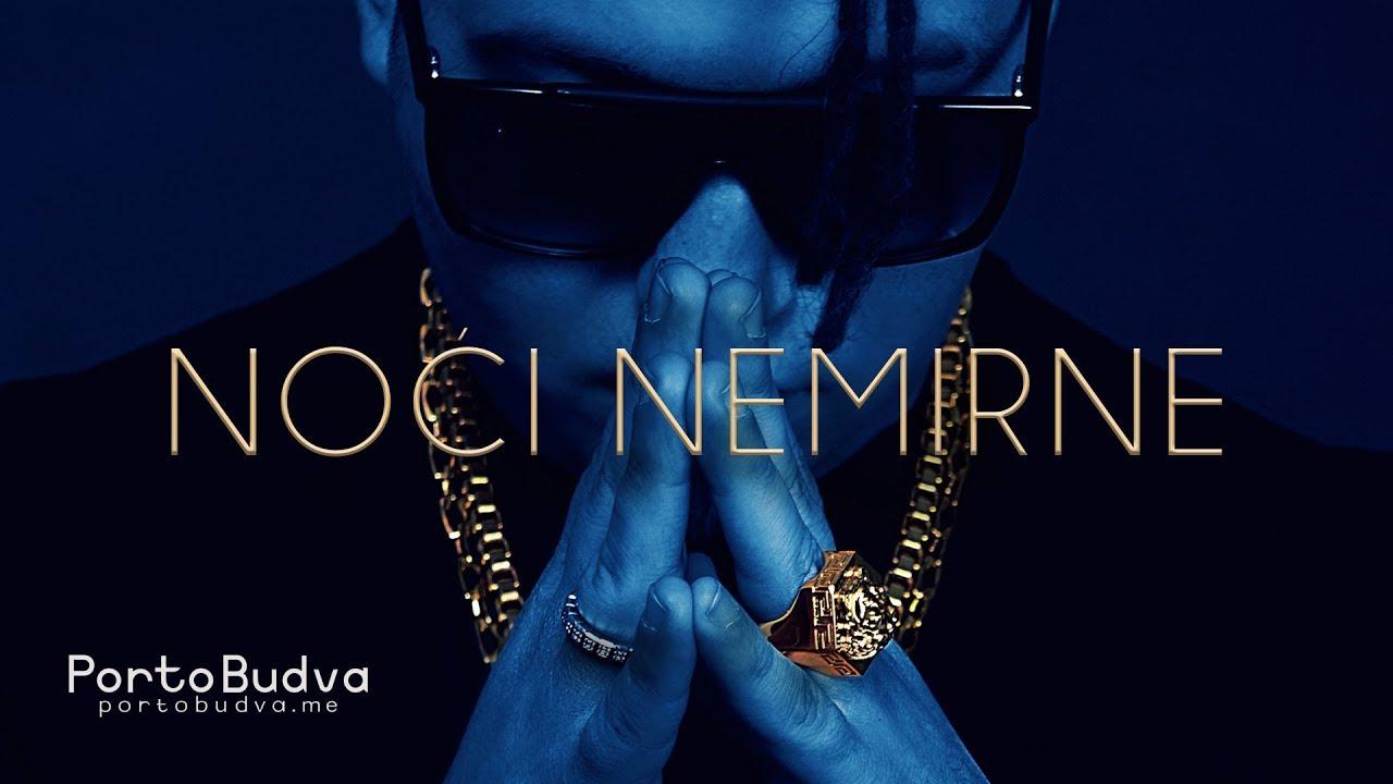 Rasta -  Noci Nemirne (Official Lyrics Video) #1