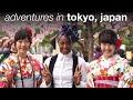 Adventures in Tokyo! | askpRoy