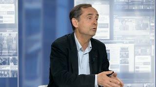 """Robert Ménard: """"Ce sont les Français de souche qui sont minoritaires"""" en équipe de France"""