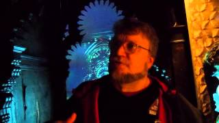 Guillermo del Toro guided tour of