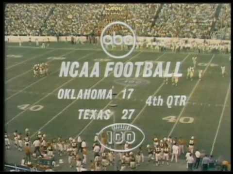 2008 - OU Texas Legends Part - 5    Tulsa Sports Charities