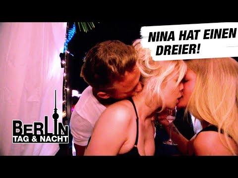 Berlin - Tag & Nacht - Nina hat einen Dreier! #1481 - RTL II