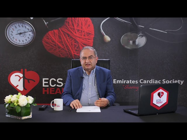 Dr. AbdelRazzak Al Kaddour talks about: Myocardial infarction (symptoms, risk factors & prevention)