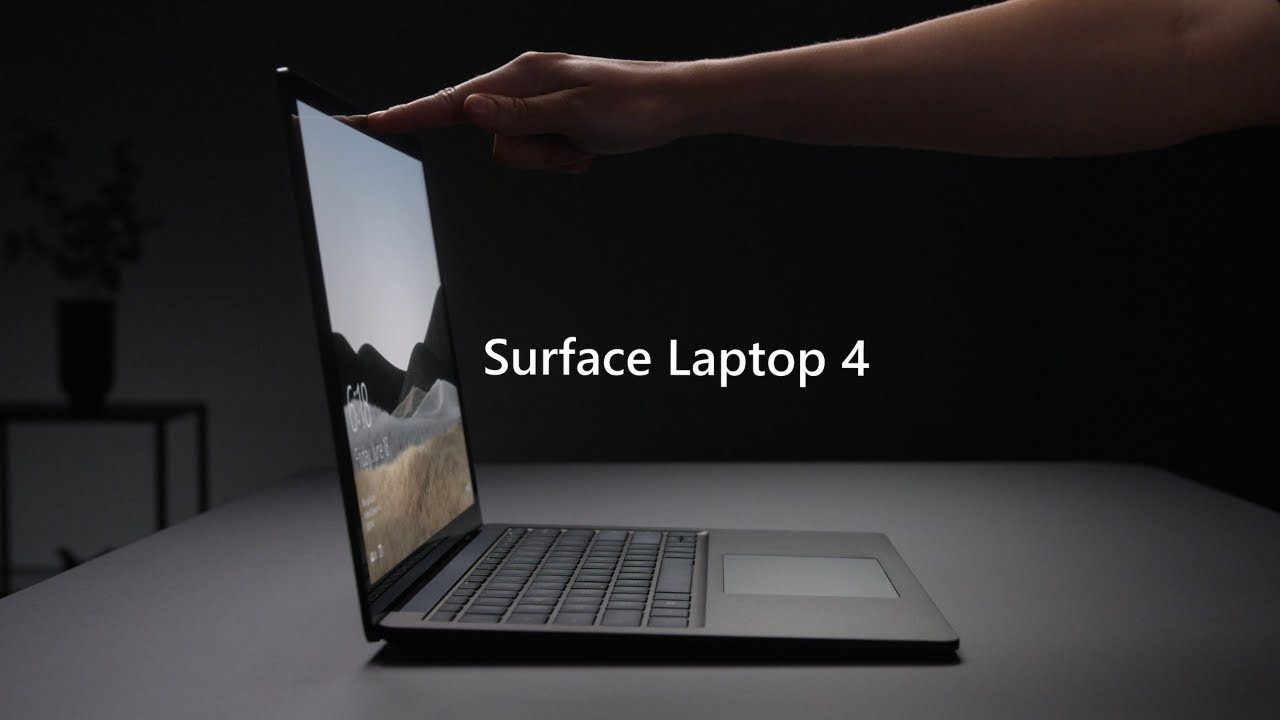 Introducing Surface Laptop 4 and new accessories for enhanced meeting  experiences | Microsoft Devices Blog