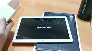 Huawei MediaPad T5 Indonesia unboxing