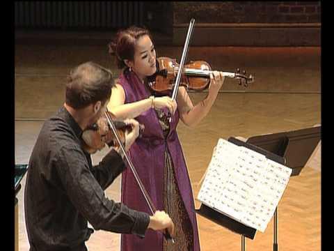 Wieniawski - Études-Caprices for 2 violins, Op. 18