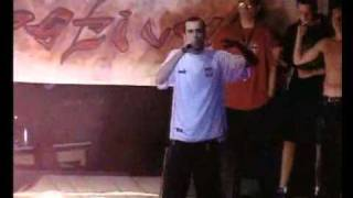 O.s.t.r. - freestyle battle w giżycku 07.08.2004r.