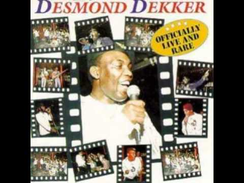 Desmond Dekker 007 (shanty town) live and rare