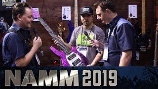 New Gear from Ernie Ball & Music Man! - NAMM 2019