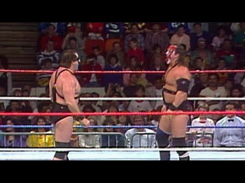 Image result for the royal rumble 1989