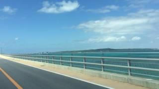宮古より伊良部島へ橋